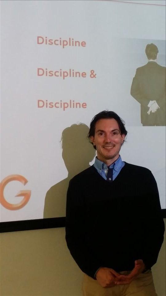 Discipline OptieAcademy